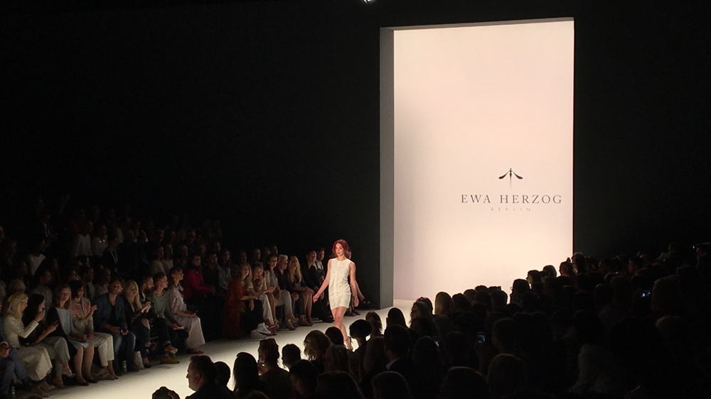 Ewa Herzog Berlin Fashion Week