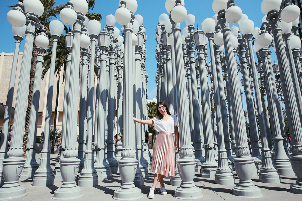 Traveling to America - Lacma Los Angeles